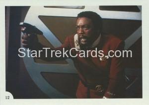 Star Trek II The Wrath of Khan FTCC Trading Card 12