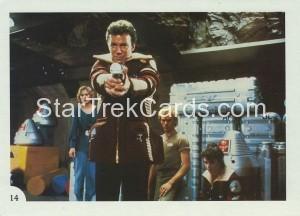 Star Trek II The Wrath of Khan FTCC Trading Card 14