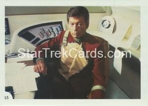 Star Trek II The Wrath of Khan FTCC Trading Card 15
