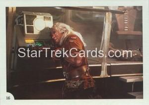 Star Trek II The Wrath of Khan FTCC Trading Card 16