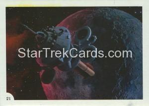 Star Trek II The Wrath of Khan FTCC Trading Card 21