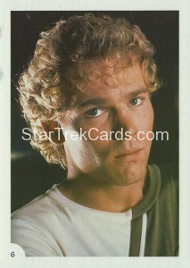 Star Trek II The Wrath of Khan FTCC Trading Card 6