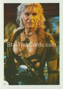 Star Trek II The Wrath of Khan FTCC Trading Card 7
