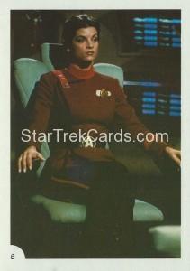 Star Trek II The Wrath of Khan FTCC Trading Card 8