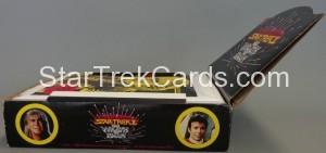 Star Trek II The Wrath of Khan FTCC Trading Card Box 3