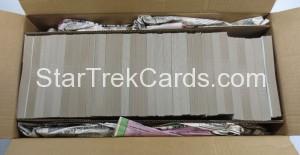 Star Trek II The Wrath of Khan FTCC Trading Card Bulk Vending Case Top