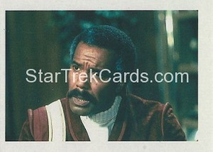 Star Trek III The Search for Spock Trading Card Base 11