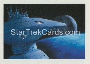Star Trek III The Search for Spock Trading Card Base 14
