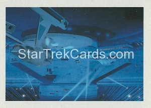 Star Trek III The Search for Spock Trading Card Base 15