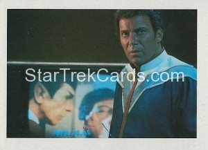 Star Trek III The Search for Spock Trading Card Base 18