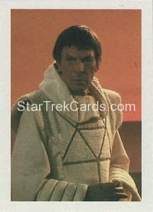 Star Trek III The Search for Spock Trading Card Base 2