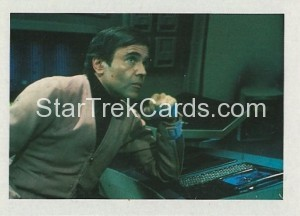 Star Trek III The Search for Spock Trading Card Base 25