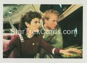 Star Trek III The Search for Spock Trading Card Base 26