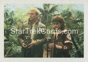 Star Trek III The Search for Spock Trading Card Base 27