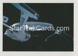 Star Trek III The Search for Spock Trading Card Base 39