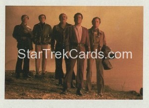 Star Trek III The Search for Spock Trading Card Base 46