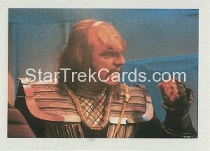 Star Trek III The Search for Spock Trading Card Base 48