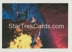 Star Trek III The Search for Spock Trading Card Base 50