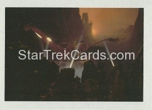 Star Trek III The Search for Spock Trading Card Base 54