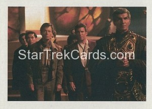Star Trek III The Search for Spock Trading Card Base 56
