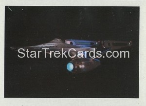 Star Trek III The Search for Spock Trading Card Ships 1