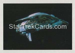 Star Trek III The Search for Spock Trading Card Ships 12