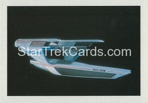 Star Trek III The Search for Spock Trading Card Ships 18