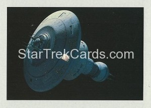 Star Trek III The Search for Spock Trading Card Ships 5