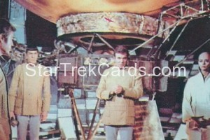 Star Trek Gene Roddenberry Promotional Set 2117 Card 12