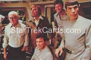 Star Trek Gene Roddenberry Promotional Set 2117 Card 16