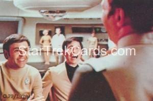 Star Trek Gene Roddenberry Promotional Set 2117 Card 17