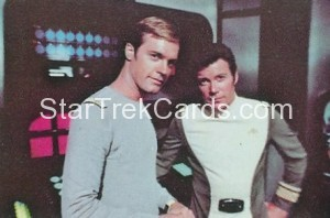 Star Trek Gene Roddenberry Promotional Set 2117 Card 8