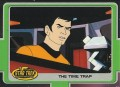 The Complete Star Trek Animated Adventures Trading Card 101