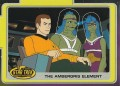 The Complete Star Trek Animated Adventures Trading Card 117