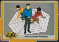 The Complete Star Trek Animated Adventures Trading Card 120