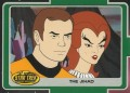 The Complete Star Trek Animated Adventures Trading Card 139