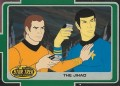 The Complete Star Trek Animated Adventures Trading Card 141