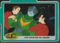 The Complete Star Trek Animated Adventures Trading Card 153
