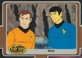 The Complete Star Trek Animated Adventures Trading Card 155