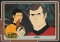 The Complete Star Trek Animated Adventures Trading Card 156