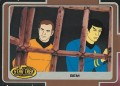 The Complete Star Trek Animated Adventures Trading Card 157