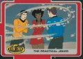 The Complete Star Trek Animated Adventures Trading Card 168