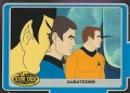 The Complete Star Trek Animated Adventures Trading Card 172