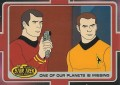 The Complete Star Trek Animated Adventures Trading Card 23