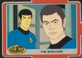 The Complete Star Trek Animated Adventures Trading Card 49