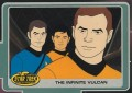 The Complete Star Trek Animated Adventures Trading Card 57