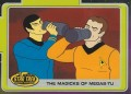 The Complete Star Trek Animated Adventures Trading Card 72