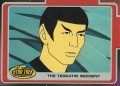 The Complete Star Trek Animated Adventures Trading Card 97