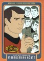 The Complete Star Trek Animated Adventures Trading Card BC4