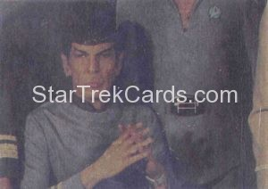 2011 American Pie Star Trek The Motion Picture 1979 Buyback 53 Back 1